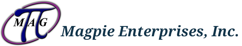 Magpie Enterprises Logo