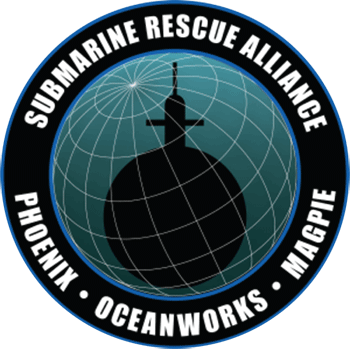 Submarine Rescue Aliance Logo